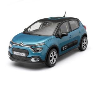 modellini Nuova Citroën C3