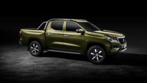 Pick-up Peugeot Landtrek