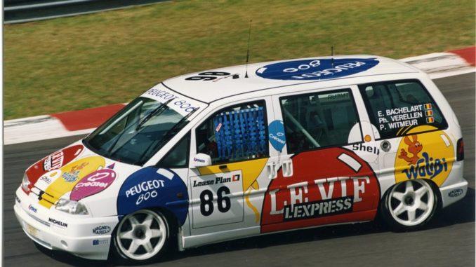 Peugeot 806 Spa