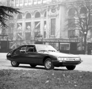 DS Automobiles Rétromobile compleanno SM