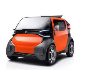 Premiata Citroën Ami One Concept