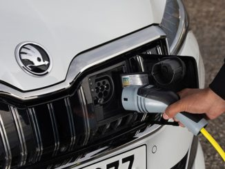 mobilità elettrica Škoda