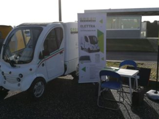 Green Vehicles al Poste Motor Day
