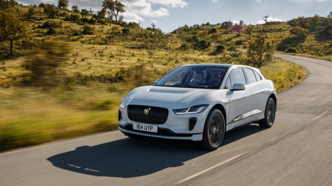 Jaguar I-Pace UK divieto benzina diesel ibridi