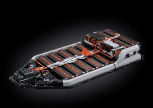 SUV elettrico Lexus UX 300e