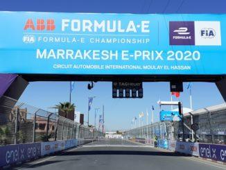 Marrakesh E-Prix
