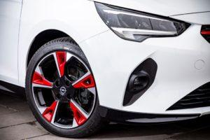 Nuova Opel Corsa personalizzazioni