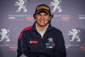 Nuova Peugeot 208 Rally 4 Paolo Andreucci