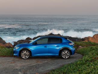 Peugeot elettriche neopatentati