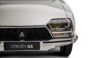 Citroën GS by Tristan Auer