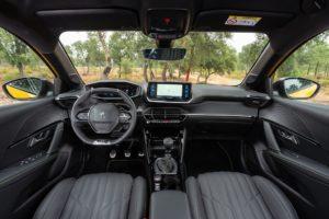 design della Nuova Peugeot 208