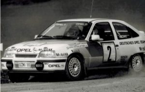 Opel ambiente e motorsport