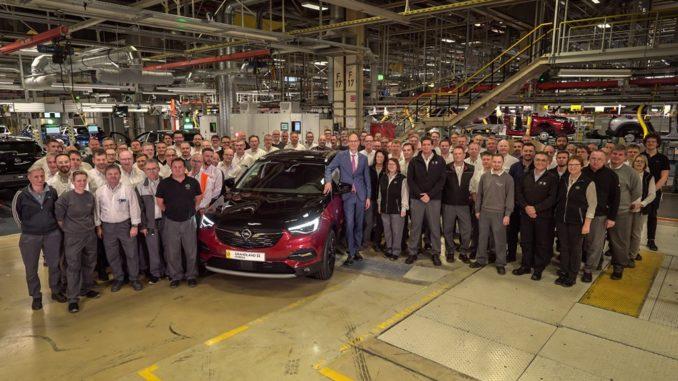 Opel Grandland X Plug-in-Hybrid Eisenach