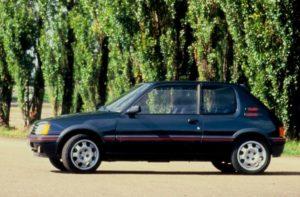 Peugeot 205 GTI Plus