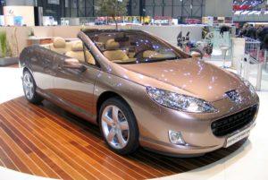 Peugeot 407 Macarena by Heuliez