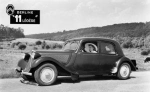 storia Citroën sistema frenante