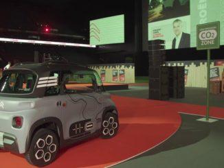 Citroën Ami - 100% ëlectric