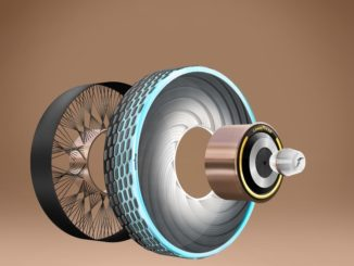GoodYear reCharge concept