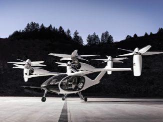 Hyundai e Toyota elicotteri elettrici urbani