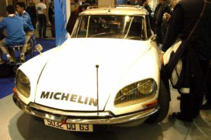 Michelin e DS millepiedi