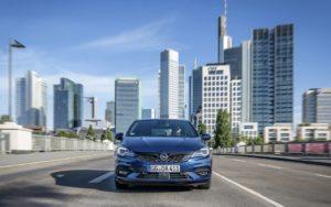 La Nuova Opel Astra è campionessa di aerodinamica
