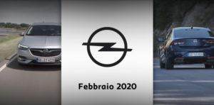 Opel febbraio 2020