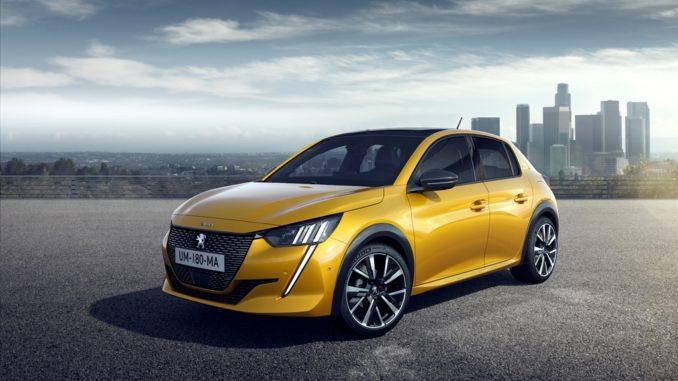"""Le vetture Peugeot elette """"Auto dell'Anno"""""""