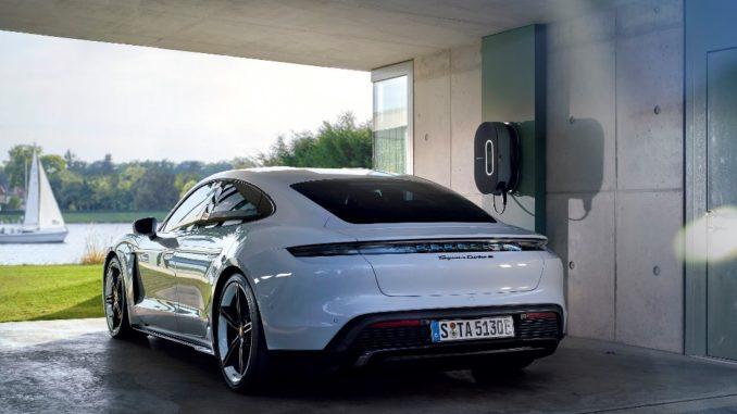 Porsche Charging Solutions