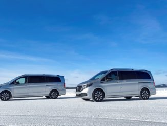 Test Mercedes-Benz EQV 300