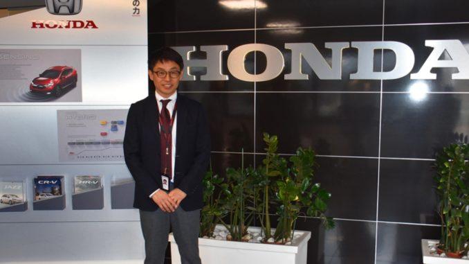 Yusuke Kondo Honda