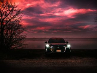 interni DS 3 Crossback