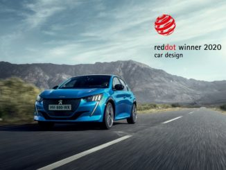 Peugeot Red Dot Design Award