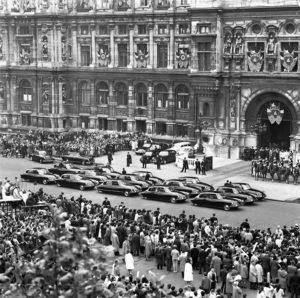 "DS ""Presidentielle"" Charles De Gaulle"