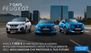 Peugeot 7 days