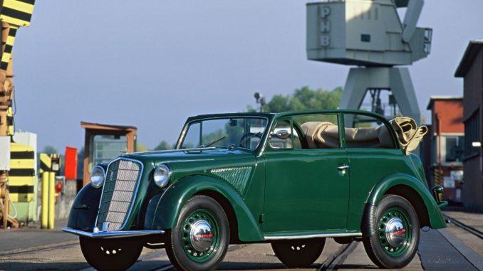 Opel Olympia del 1935