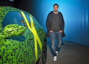 Nuovo Opel Mokka Jürgen Klopp