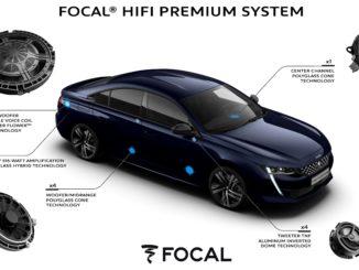 Peugeot e Focal