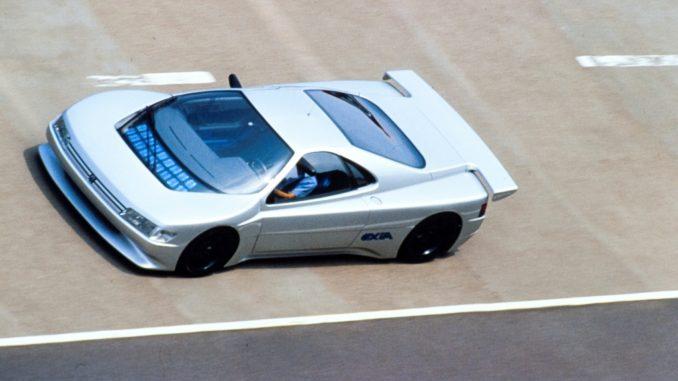 concep cars Peugeot