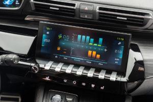 Peugeot i-Cockpit 3D