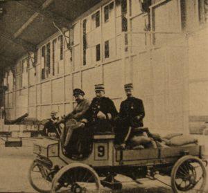 storia Peugeot Type 22 veicolo commerciale