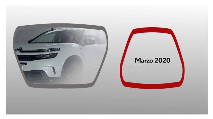 Citroën Italia marzo 2020