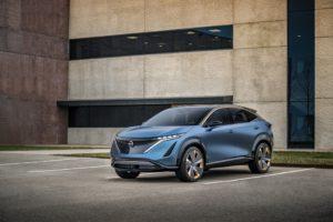 concept car Nissan Ariya