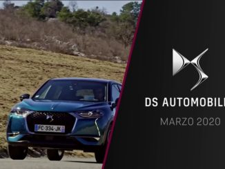 DS Automobiles marzo 2020