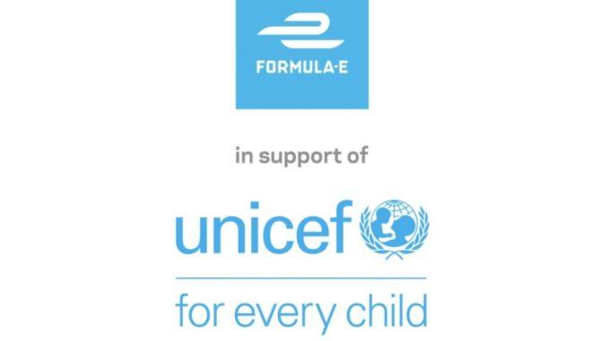 Formula E UNICEF coronavirus