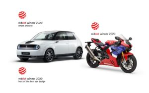 Honda Red Dot Design Awards