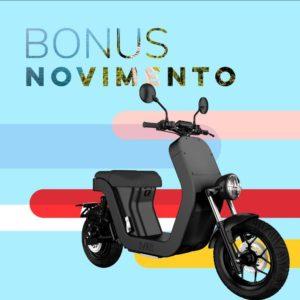 ME Scooter Elettrico Bonus Movimento