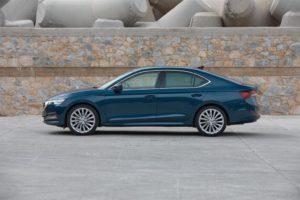 Nuova berlina Škoda Octavia