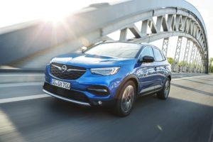 assistenza alla guida Opel Grandland X