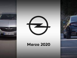 Opel marzo 2020