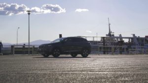SUV Peugeot 3008 Lago Trasimeno